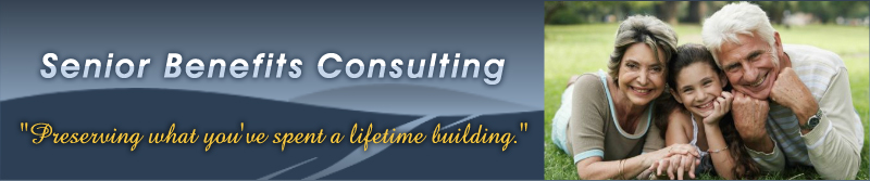 Senior Benefits Consulting